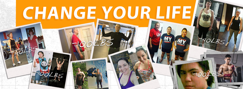 Just a few of the success stories at Just Fitness.